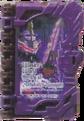 KRSa-Ankokuken Kurayami Wonder Ride Book
