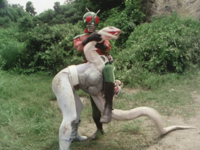 Ghost Story Series - The Snake Woman Curses Hiroshi Tsukuba!