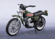 Shodo Riderman Machine