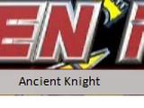 Kamen Rider Ancient Knight