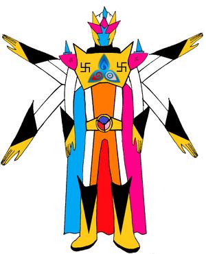 Kamen Rider Dev Param Avatar FlagshipMode.png