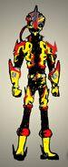 KRDev Lightning Cyber Demon V2