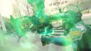 Shippu Kenbu Kaiten (Sarutobi Ninjaden) Ver 4 Step 1