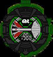 BLACK RX Ridewatch B - inactive