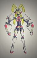 KRDev Elemental Cyber Demon