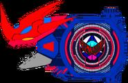 Mugenryu Miridewatch 2.0 B - open