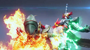 Dragon Jackun Hiryu Shugekiha Step 3