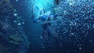Leo Blizzard Sea Step 1