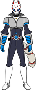 Kamen Rider Fox