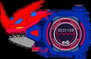Mugenryu Miridewatch 2.0 A - closed