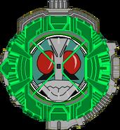 Ichigou Ridewatch A - active