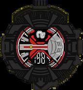BLACK Ridewatch B - inactive