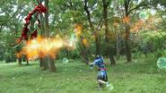 Dragon Hedgehog Peter Hiryu Dohatsuten Step 5