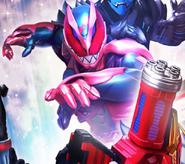 Kamen Rider Revice (Superhero Senki)