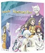 Kamisama Kiss Season 1 Goddess Edition Blu-ray & DVD Box Set