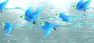 Limour Birds flock 2