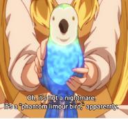 Phantom Rimel Bird