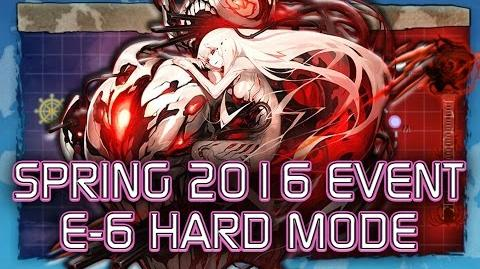 Kantai Collection - Spring 2016 Event E-6 (HARD MODE)