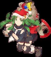 Nagatsuki Christmas Full Damaged
