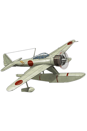 Type 2 Seaplane Fighter Kai (Skilled) 216 Equipment.png