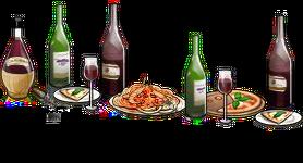 Bar Italian wine