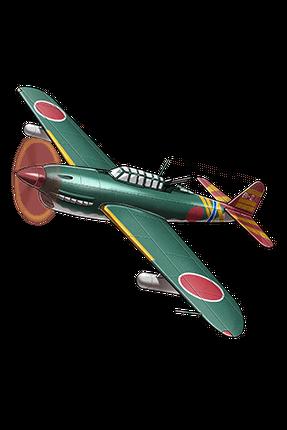 Suisei (Egusa Squadron) 100 Equipment.png