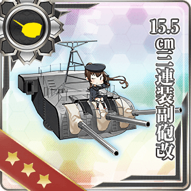 15.5cm Triple Secondary Gun Mount Kai 234 Card.png
