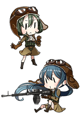 Type 1 Land-based Attack Aircraft 169 Character.png