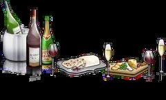 Bar Wine+Christmas