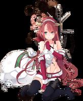 Kawakaze Christmas Full Damaged