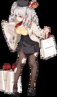 Kashima Shopping Full Damaged