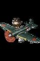 Type 99 Dive Bomber Model 22 391 Full