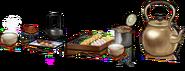 Bar Battle food+New Years