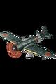 Type 99 Dive Bomber Model 22 (Skilled) 392 Equipment