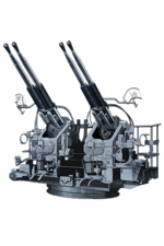 Bofors 40mm Quadruple Autocannon Mount 173 Equipment.png
