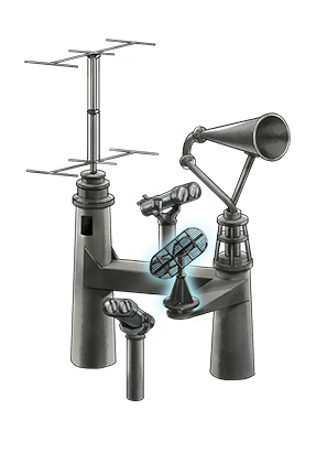 Submarine Radar & Passive Radiolocator (E27) 211 Equipment.png