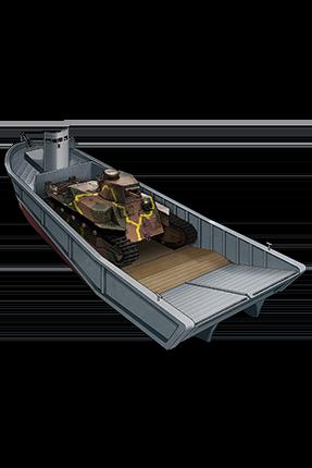 Daihatsu Landing Craft (Type 89 Medium Tank & Landing Force) 166 Equipment.png
