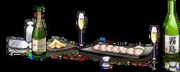 Bar Japanese Sake+Christmas