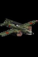 Type 4 Heavy Bomber Hiryuu (Skilled) 404 Equipment