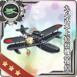 Type 98 Reconnaissance Seaplane (Night Recon) 102 Card.png