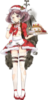 Sazanami Christmas 2016 Full Damaged