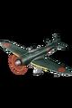 Type 99 Dive Bomber Model 22 391 Equipment