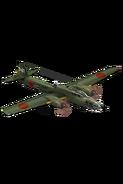 Type 4 Heavy Bomber Hiryuu 403 Equipment