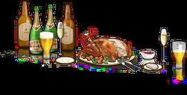 Bar Beer+Christmas