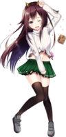 Kisaragi Setsubun Full Damaged