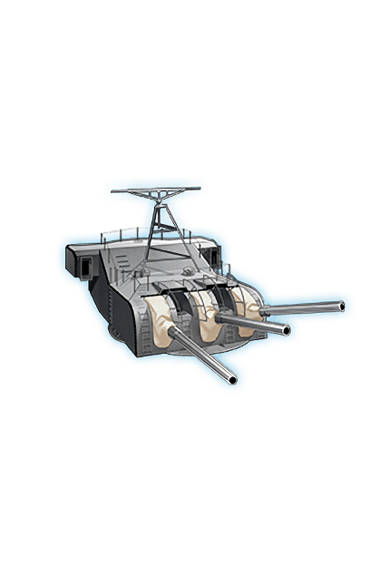 15.5cm Triple Secondary Gun Mount Kai 234 Equipment.png