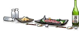 Bar Japanese Sake+Mackerel