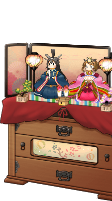 King doll Nagato and Queen doll Mutsu.png