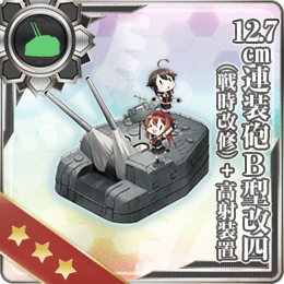 12.7cm Twin Gun Mount Model B Kai 4 (Wartime Modification) + Anti-Aircraft Fire Director 296 Card.png