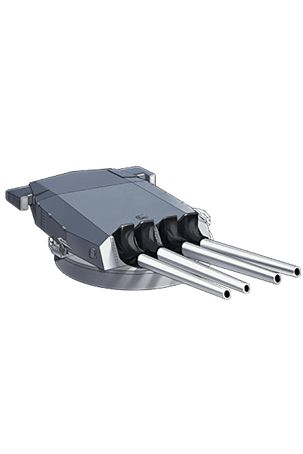 38cm Quadruple Gun Mount 245 Equipment.png
